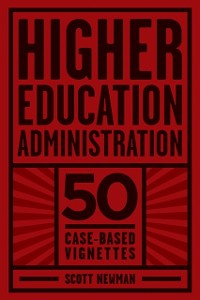 Cover Higher Education Administration