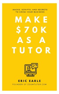 Cover Make $30k to $70k as a Math Tutor Part Time