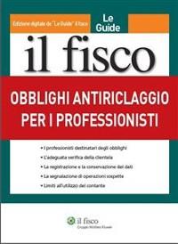 Cover Obblighi antiriciclaggio per i professionisti
