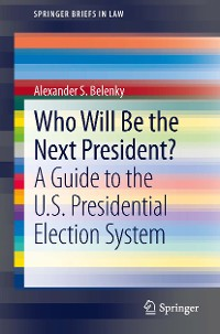 Cover Who Will Be the Next President?