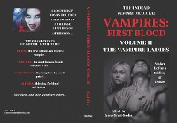 Cover VAMPIRES FIRST BLOOD VOLUME II