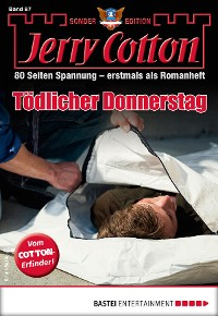 Cover Jerry Cotton Sonder-Edition 87 - Krimi-Serie