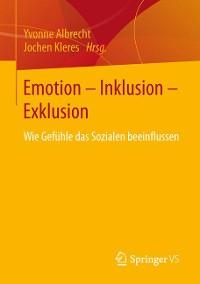 Cover Die Ambivalenz der Gefühle