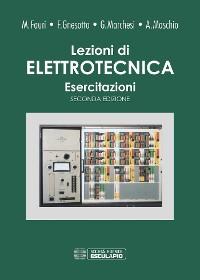 Cover Lezioni di Elettrotecnica. Esercitazioni