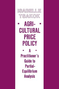 Cover Agricultural Price Policy
