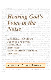 Cover Hearing God's Voice in the Noise