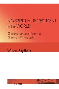 Cover No Spiritual Investment in the World