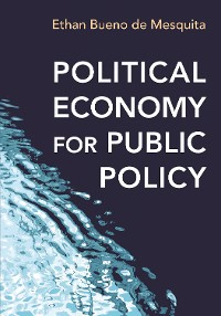 Cover Political Economy for Public Policy