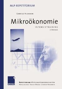 Cover Intensivtraining Mikrookonomie