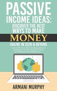 Cover Passive Income Ideas
