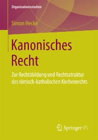 Cover Kanonisches Recht