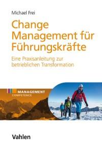 Cover Change Management für Führungskräfte