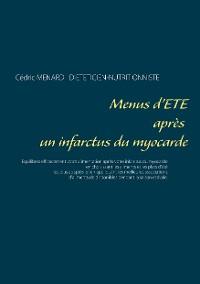 Cover Menus d'été après un infarctus du myocarde