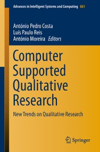 Cover Computer Supported Qualitative Research