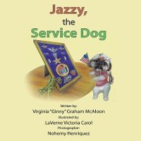 Cover Jazzy, the Service Dog