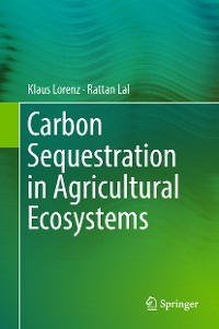 Cover Carbon Sequestration in Agricultural Ecosystems