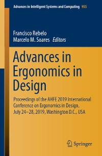 Cover Advances in Ergonomics in Design