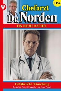 Cover Chefarzt Dr. Norden 1154 – Arztroman