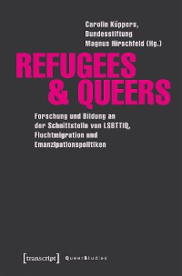 Cover Refugees & Queers