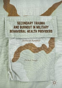 Cover Secondary Trauma and Burnout in Military Behavioral Health Providers