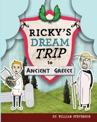 Cover Ricky's Dream Trip to Ancient Greece