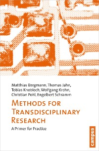 Cover Methods for Transdisciplinary Research