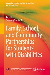 Cover Family, School, and Community Partnerships for Students with Disabilities