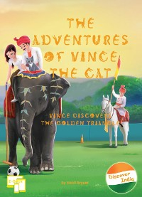Cover The Adventures of Vince the Cat