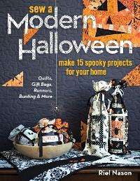 Cover Sew a Modern Halloween