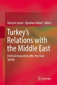 Cover Turkey's Relations with the Middle East