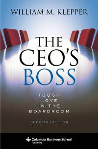 Cover The CEO's Boss