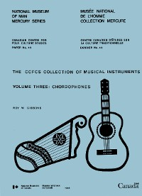 Cover CCFCS collection of musical instruments: Volume 2