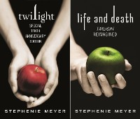Cover Twilight Tenth Anniversary/Life and Death Dual Edition