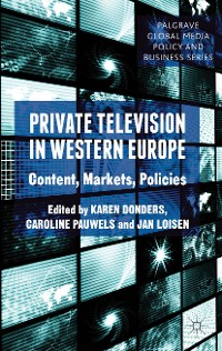 Cover Private Television in Western Europe
