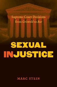 Cover Sexual Injustice