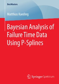 Cover Bayesian Analysis of Failure Time Data Using P-Splines