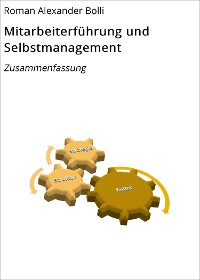 Cover Mitarbeiterführung und Selbstmanagement