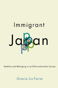Cover Immigrant Japan