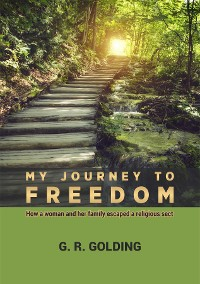 Cover My Journey to Freedom