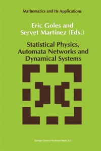Cover Statistical Physics, Automata Networks and Dynamical Systems