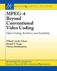 Cover MPEG-4 Beyond Conventional Video Coding