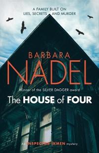 Cover House of Four (Inspector Ikmen Mystery 19)