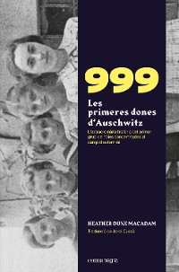 Cover 999. Les primeres dones d'Auschwitz