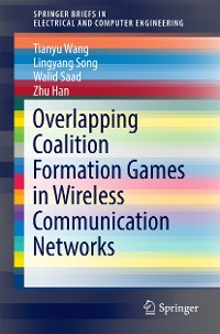 Cover Overlapping Coalition Formation Games in Wireless Communication Networks