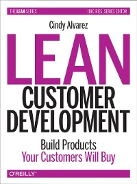 Cover Lean Customer Development