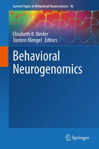 Cover Behavioral Neurogenomics