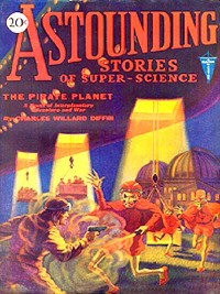 Cover Astounding Stories of Super-Science