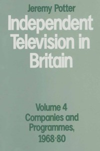 Cover Independent Television in Britain