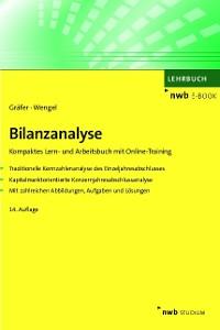 Cover Bilanzanalyse