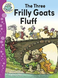 Cover The Three Frilly Goats Fluff
